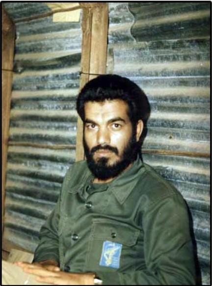 شهید احمد آجرلو